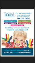 Tinies Childcare North East
