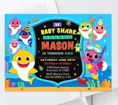 kids birthday invitations editable