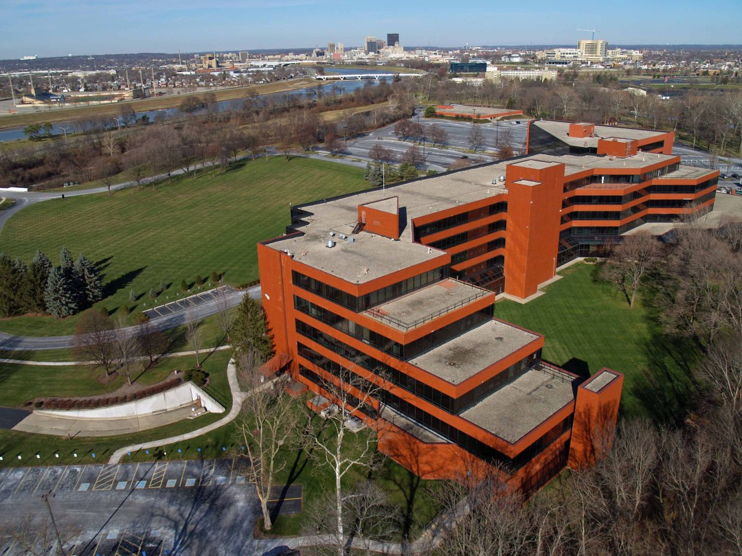 University of Dayton Drone Real Estate Photography