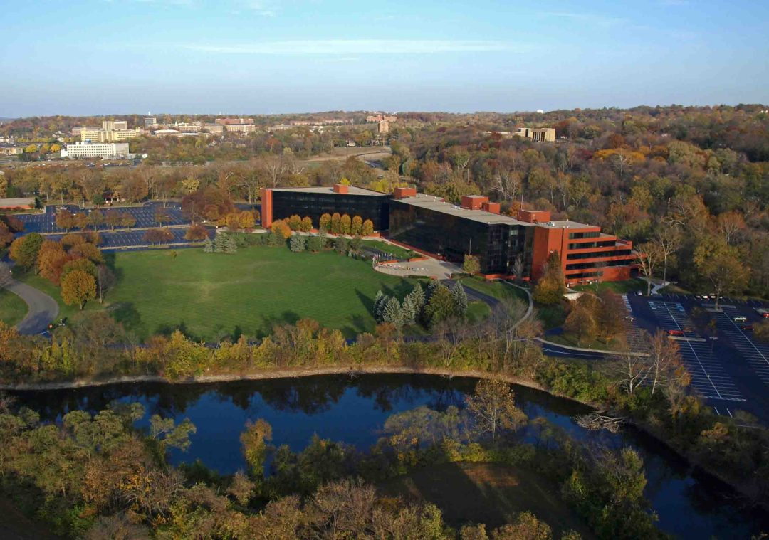 Drone Photograph - University of Dayton Research Institute