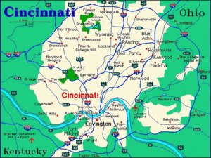 cincinnati-map-ohio