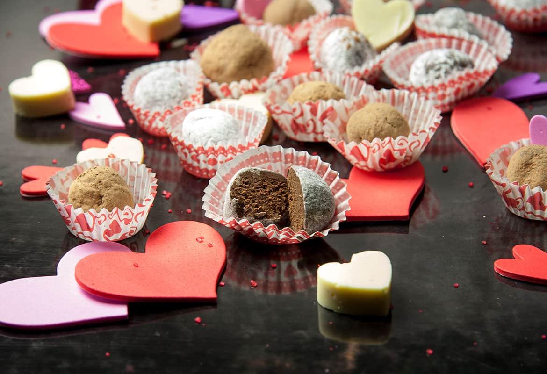 Chocolate rum truffle recipe easy