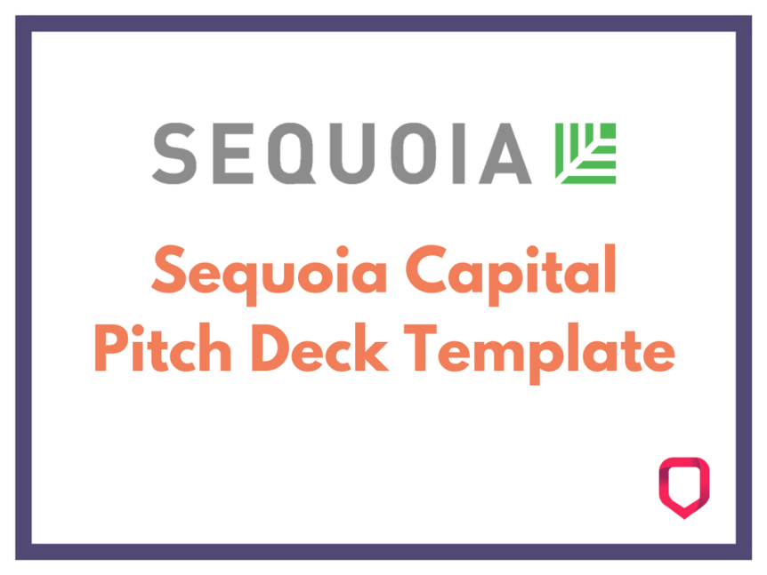 Sequoia Capital Pitch Deck Template Perfect Pitch Deck