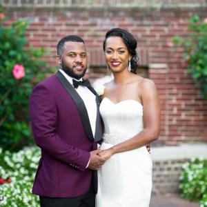 MD Wedding Planner   Roland & Brandice at Oxon Hill Manor