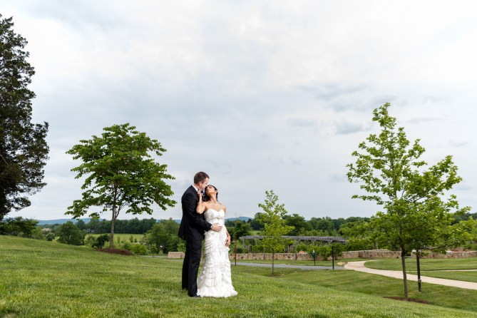 Salamander Resort Wedding, Bride and Groom, Perfect Planning Events