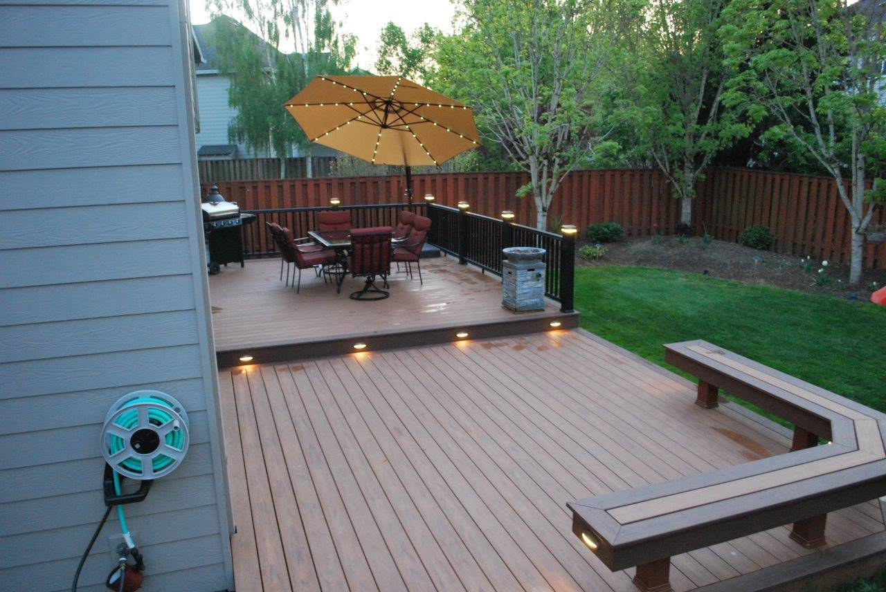 outdoor patio and deck ideas Affordable Porch Decor Ideas: A Cheapskate's Guide