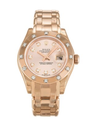 Rolex Pearlmaster 80315