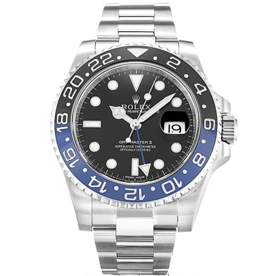 Rolex Submariner Replica GMT Master II Black 116710