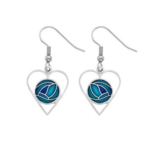 sea gesm earrings
