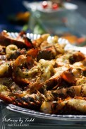 Grilled Baby Lobster Tail with Herb Butter