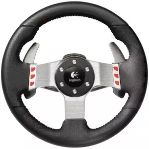 Logitech G27 Wheel