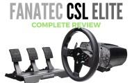 Fanatec CSL Elite Review (XboxOne, PC)