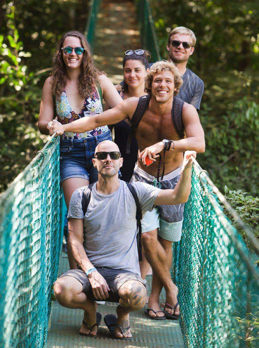 The Best Surf Camp in Costa Rica