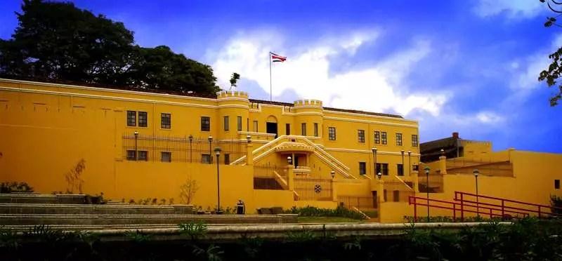 museo nacional de arte costa rica
