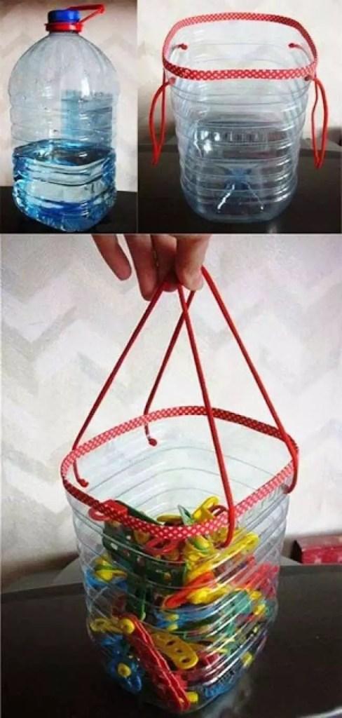 containers con recipientes de plastico