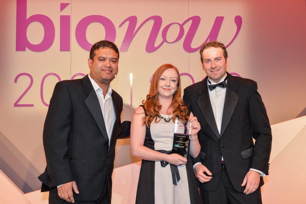 Bionow Award Winners!