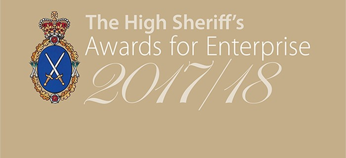 Perfectus Biomed win Entrepreneur of the Year and the Award for Innovation at the High Sheriff Awards!