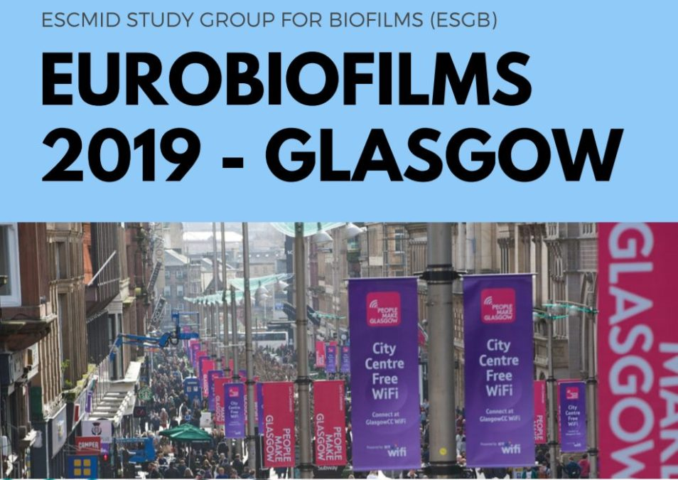 Perfectus Biomed are Sponsoring Eurobiofilms 2019