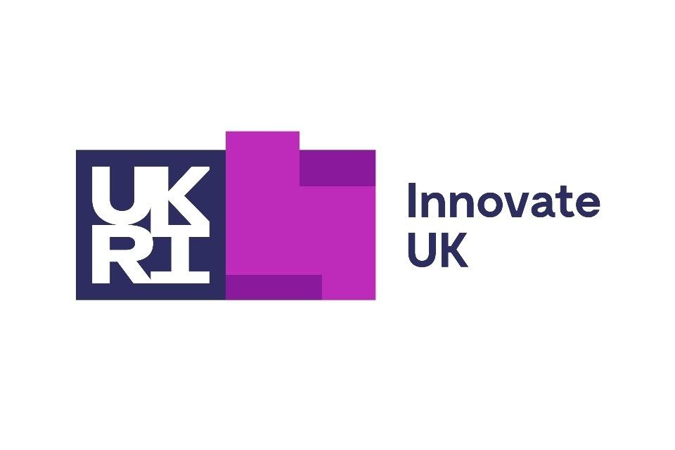 UKRI Innovate UK logo