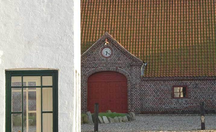 Folkeuniversitetscenteret Skærum Mølle im Limfjord-Land