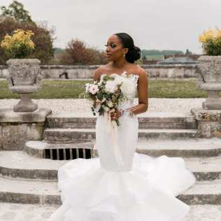 French Chateau Wedding in Fontainebleau France _64