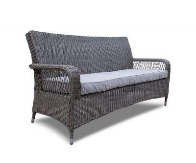 Купить плетеный диван в Крыму