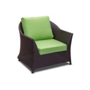 Кресло из искусственного ротанга в Калининграде