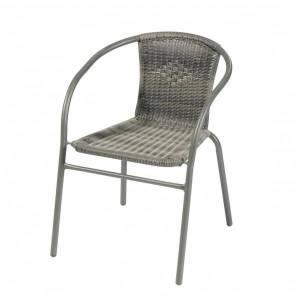 Недорогой плетеный стул