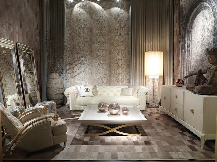 Elegant Space by Roberto Cavalli Home Interiors Collection