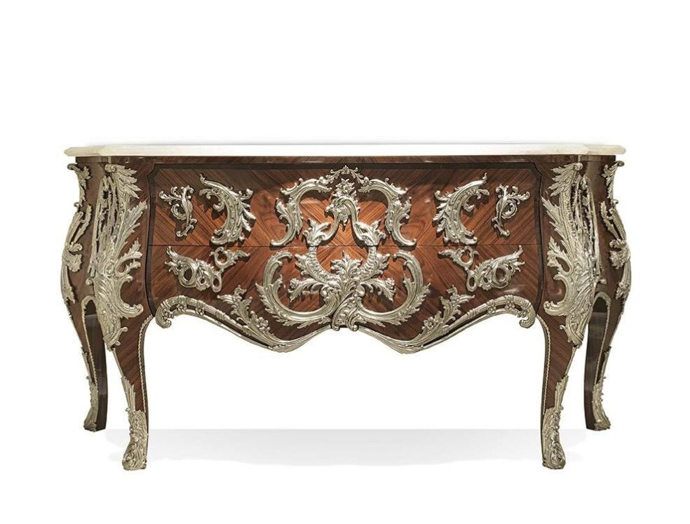 The Louise XV's Commode by Jumbo Collection - Perfetto Luxury Interiors