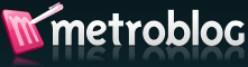 Metroblog logo