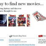 Themovietracker: Encontrar nuevas películas