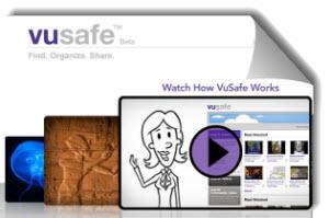 VuSafe, biblioteca online de videos educativos