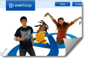 Everloop, red social exclusiva para niños