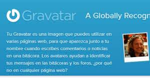 Gravatar - crear un avatar para nuestros perfiles en la web