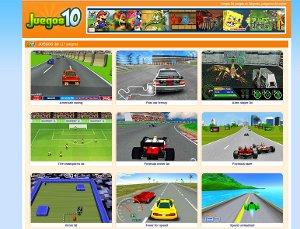 Juegos10 - juegos 3D gratis para el fin de semana