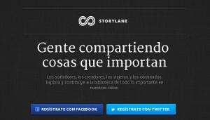 Storylane - una red social para contar nuestras historias de vida