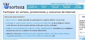 Sortea2 - crea y participa en sorteos online gratis