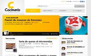Cocinario.es - la red social para cocineros