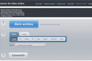 Conversor-Videos-Online