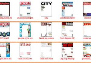Fake Magazine Cover - fotomontaje con tapas de revistas