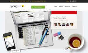 Springpad - una fusión entre Evernote y Pinterest