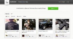 Gentlemint - la red social para hombres alternativa a Pinterest