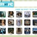 EffmYPic – crear fotomontajes divertidos online