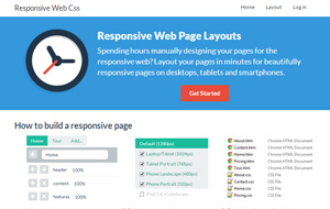 Responsive Web Css - crear sitios web para móviles