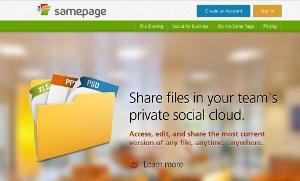 Compartir archivos entre tu móvil, tablet y PC con Samepage es una excelente manera de aprovechar las conexiones a Internet para no tener que guardar el mismo archivo en cada uno de los equipos.