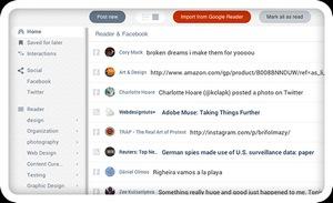 Flowreader - lector de noticias para seguir tus sitios favoritos
