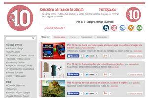 Por10Pavos - ganar dinero trabajando online