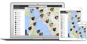 Connect mapa social