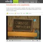 Videocurso de Carpintería – Ebanistería online